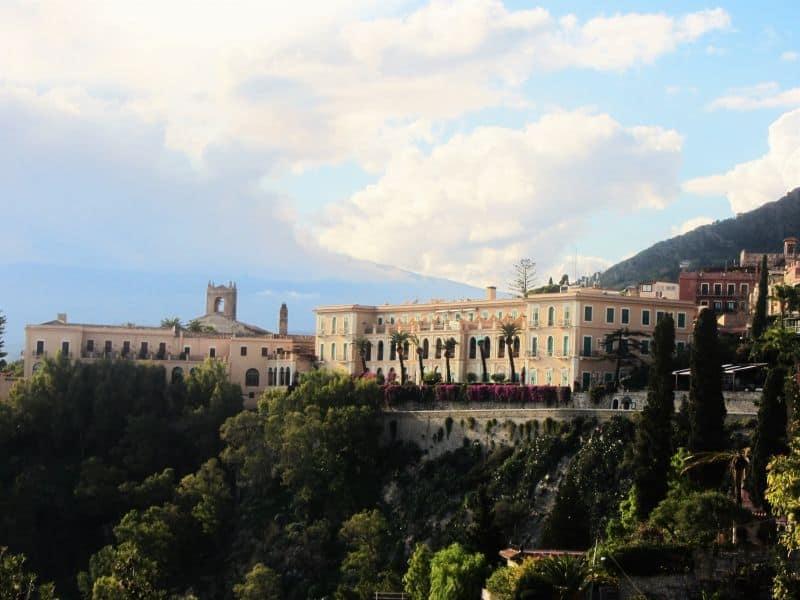 taormina-villa italy