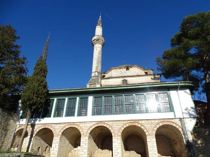 Asian Passa Mosque in Ioannina