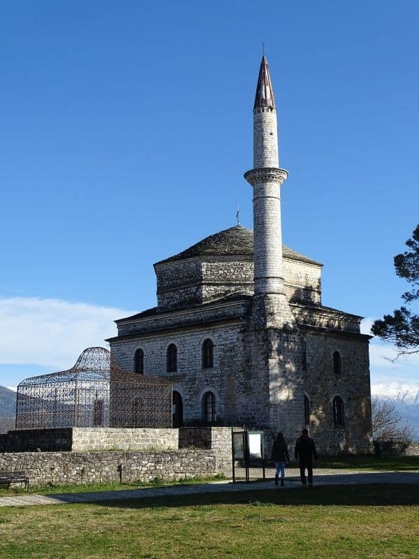 Fetiche Mosque in Ioannina