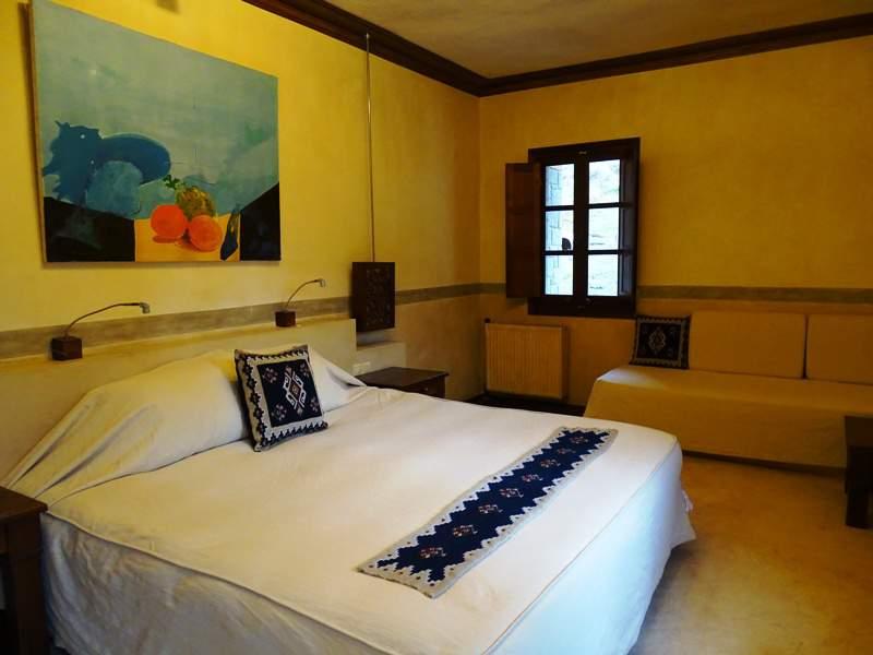 The room at Katogi Averoff Hotel & Winery