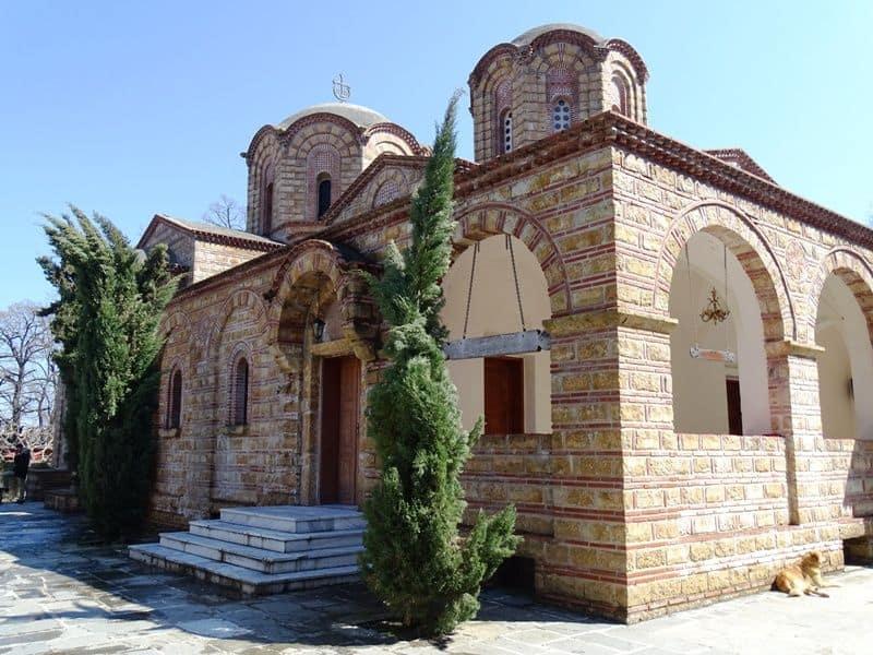 Agios Dionysus monastery