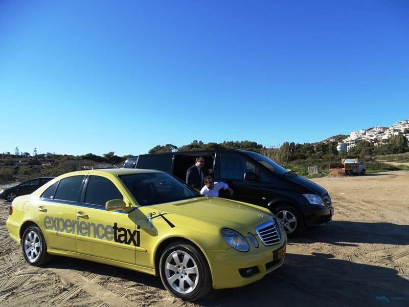 Our transportation---Experience taxi