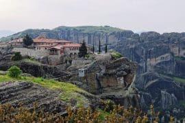The Monastery of the Holy Trinity