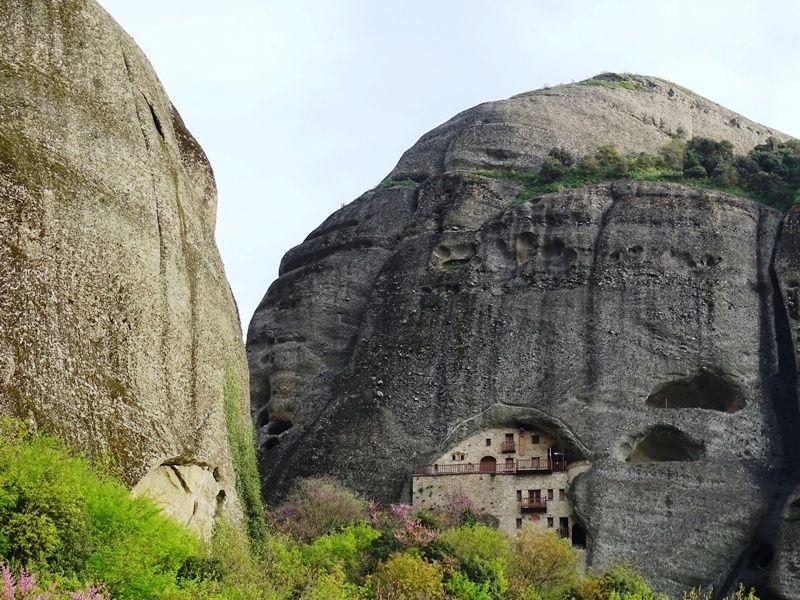 hermitage of St-Nicholas Badova