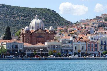 Mytilene Town