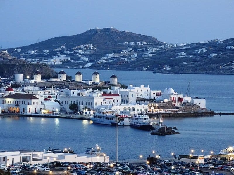 the-view-of-Mykonos-town-from-the-hotel-compressor