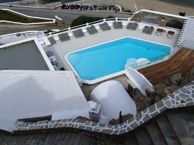 the-view-of-the-swimming-pool-from-above-compressor