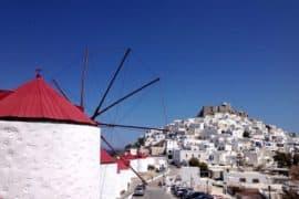 Astypalea Windmills