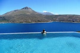 Petra & Fos Boutique Hotel swimming pool 2-