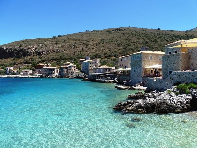 Petra Amp Fos Boutique Hotel In Mani Greece