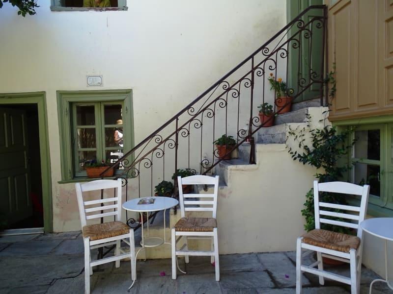cafe in Plaka
