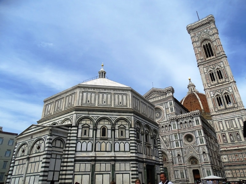 Italian Florence: How To Get From Florence To Siena By Bus And By Train