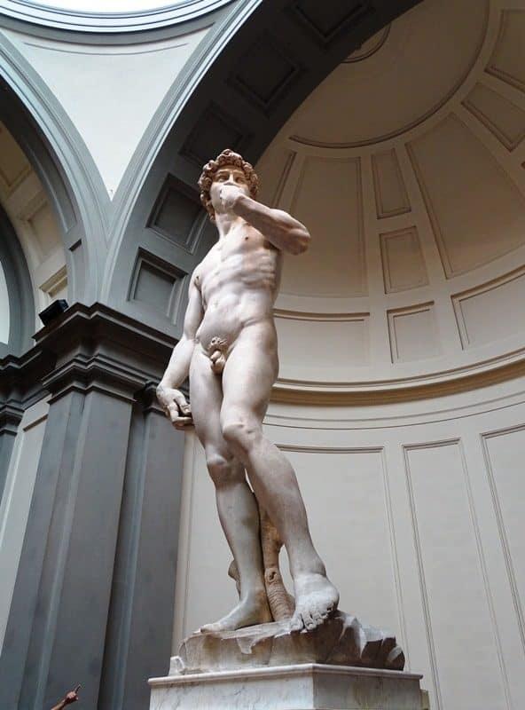 Michalangelo's David