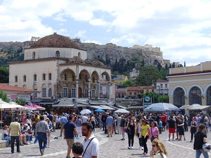 Monastiraki-Square