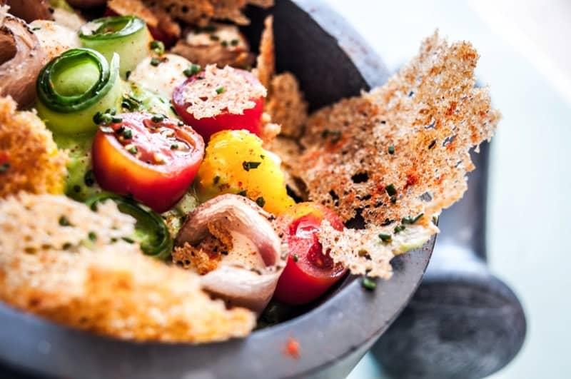 Myconian Salad