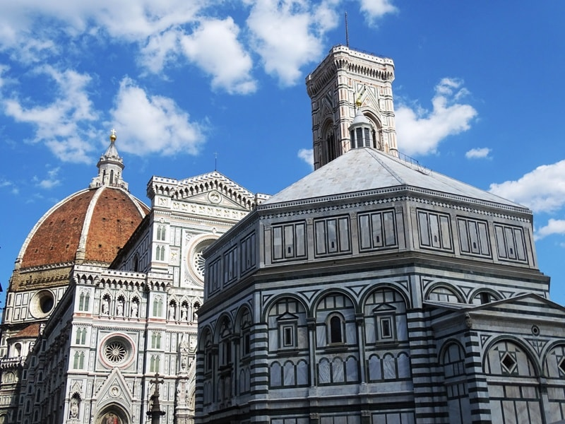 Piazza del' Duomo in Florence