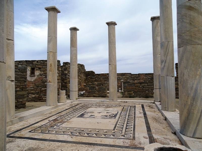 Archaeological site of Dilos-min