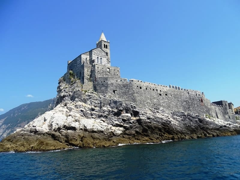 8 Italian Riviera cities and towns you have to visit - church-of-saint-peter-in-portovenere