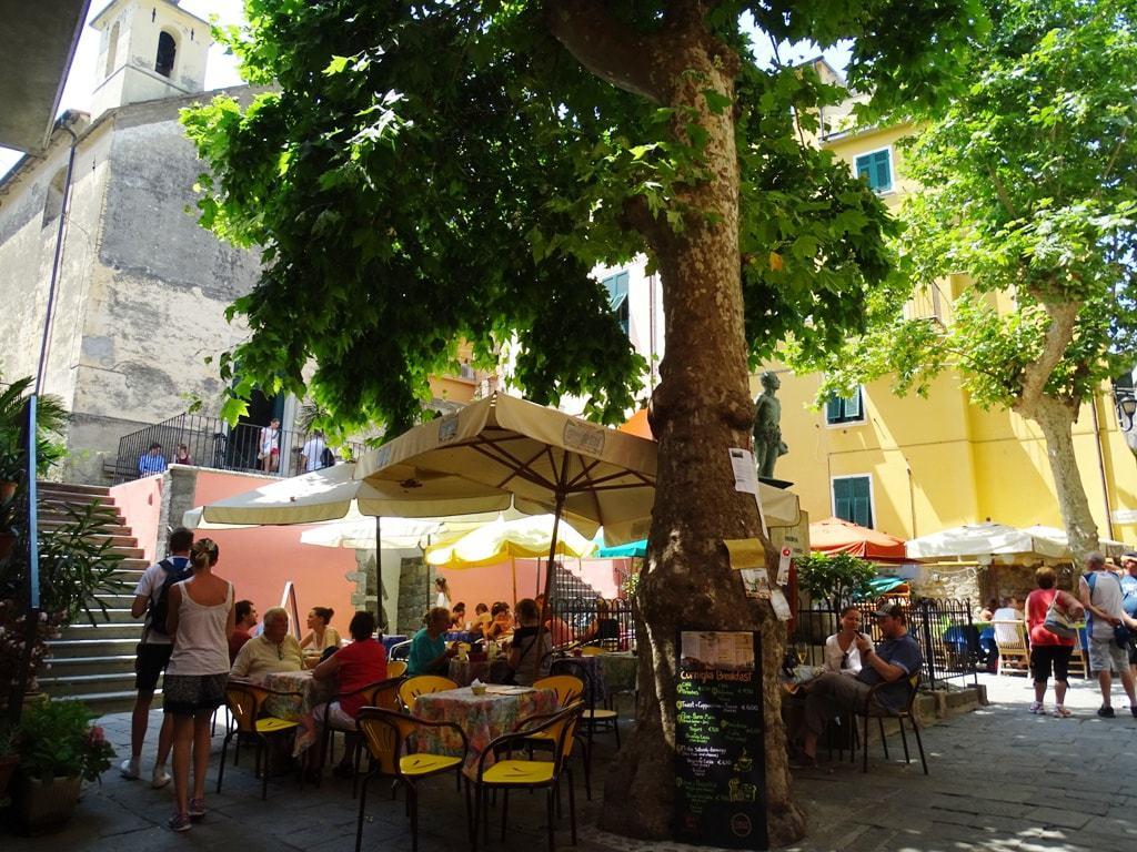 Corniglia Cinque Terre Ita;ian Riviera towns