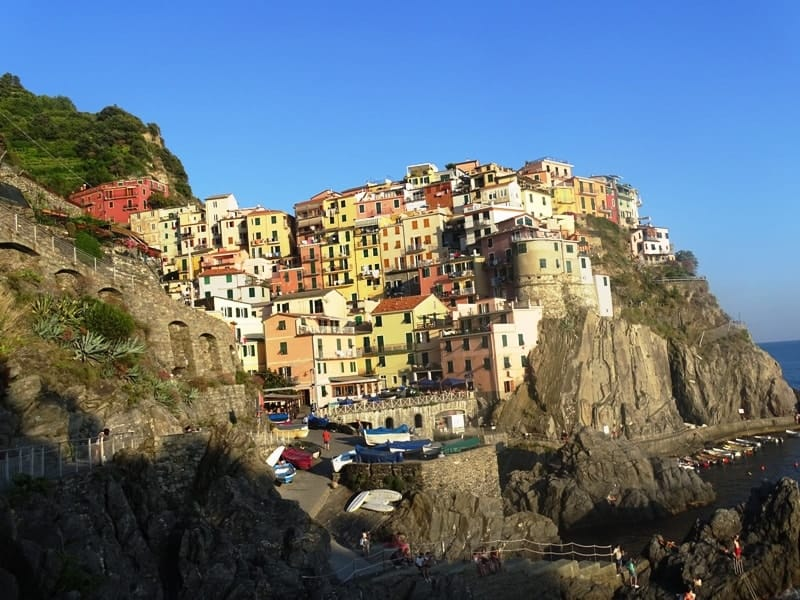 Manarola - 8 italian riviera cities and towns you have to visit