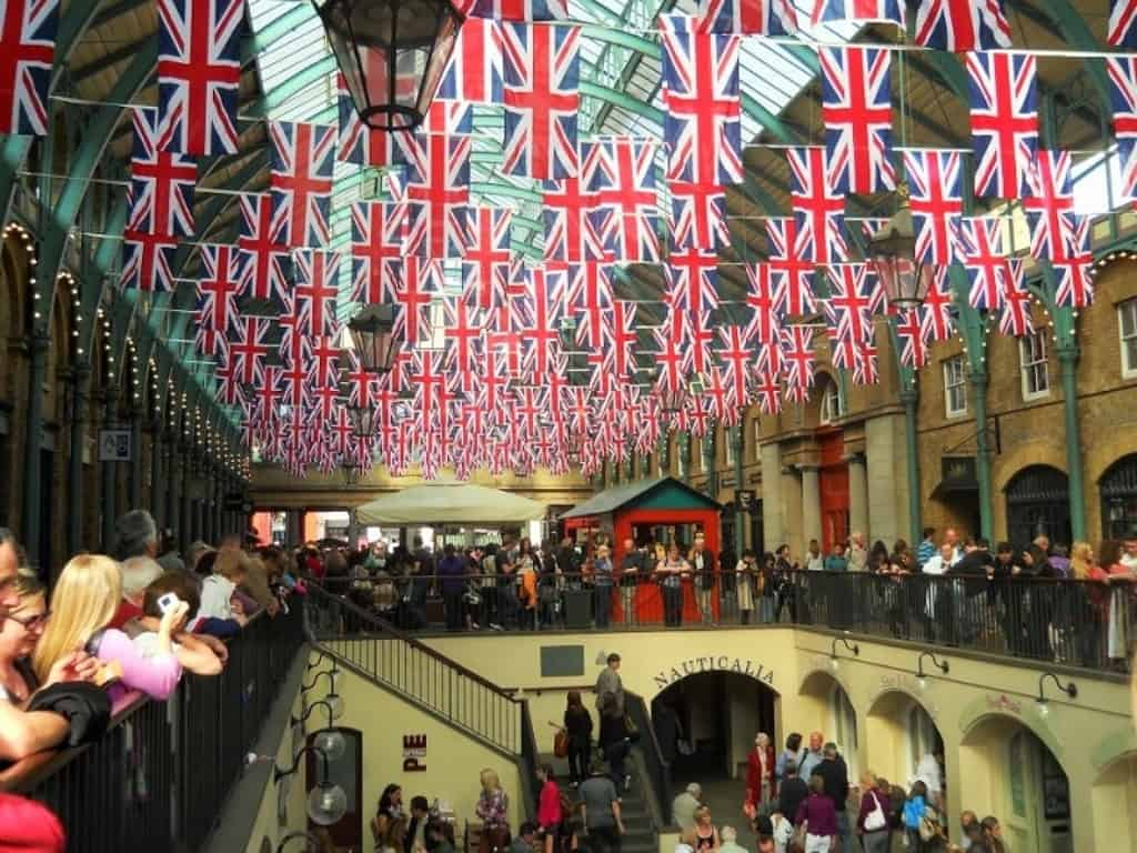 Covent Garden - things to do in London