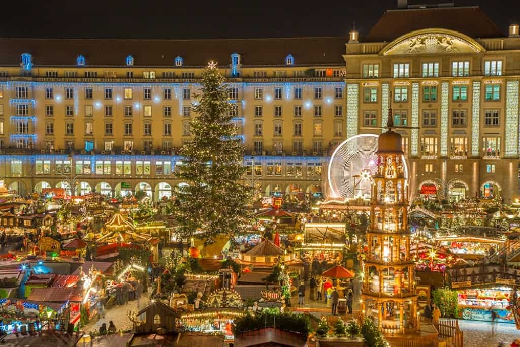 best christmas destinations in europe - Best Christmas Getaways