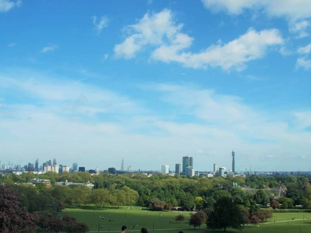 Primrose Hill -Top things to do in London