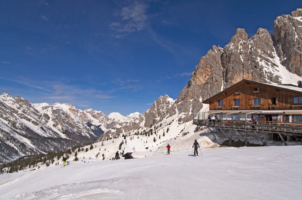 Best Christmas destinations in Europe - Dolomites