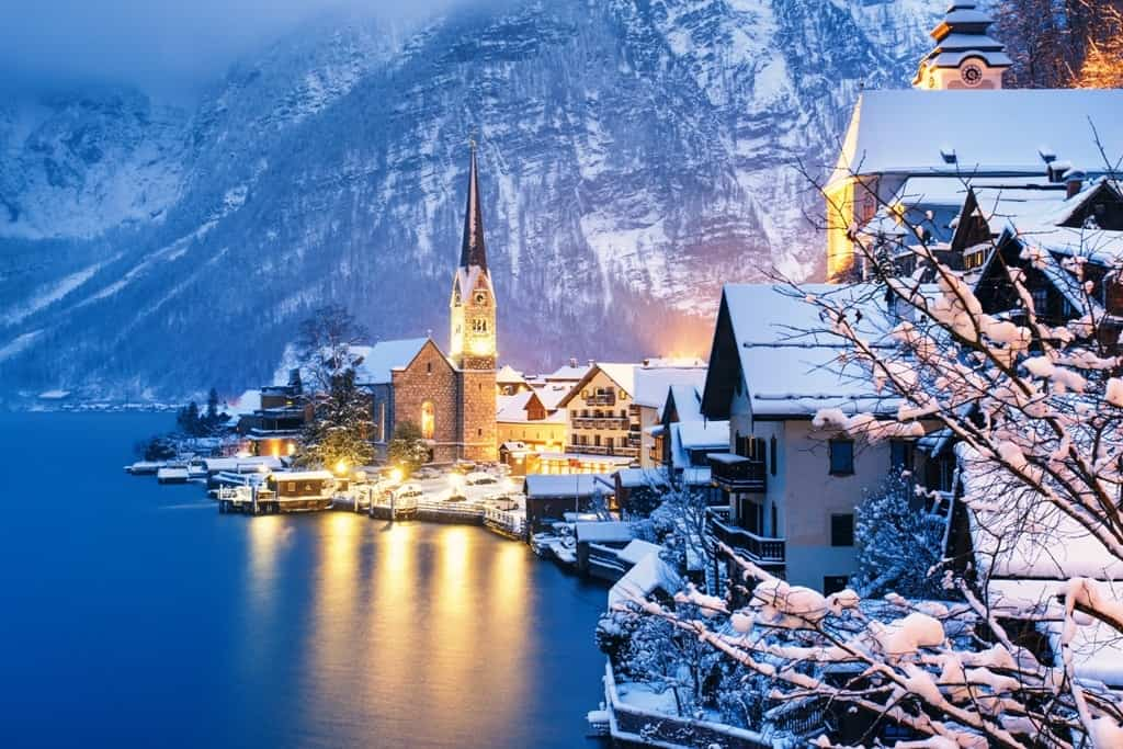 Christmas In Europe.Best Christmas Destinations In Europe