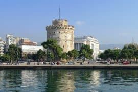 White Tower - Things to do in Thessaloniki