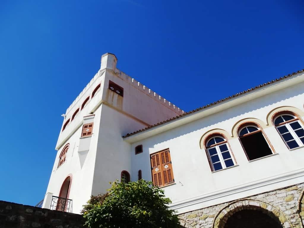 Botsaris Tower - Top things to do in Nafpaktos Greece