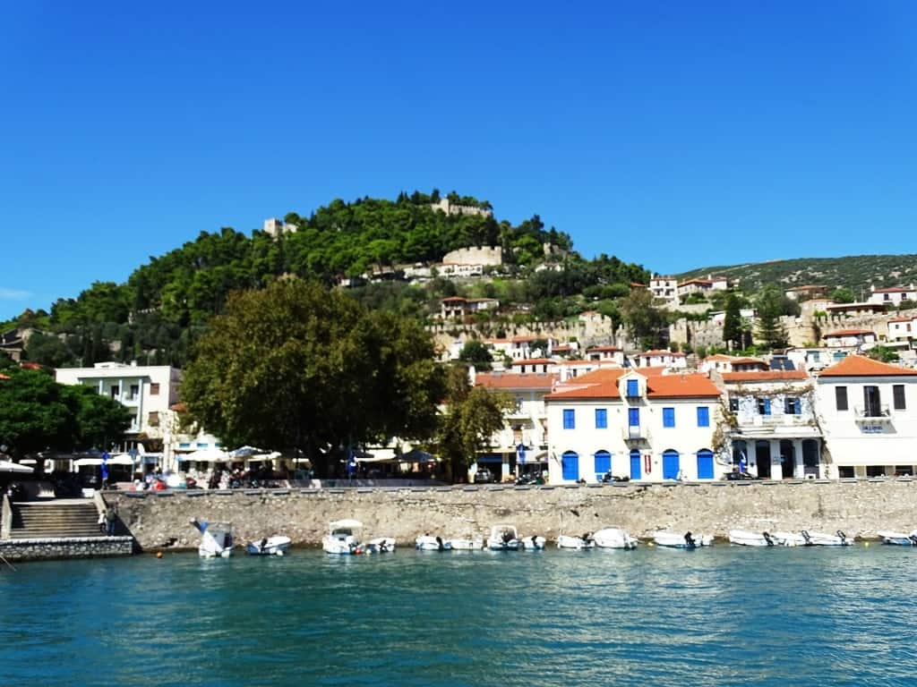The harbour of Nafpaktos - things to do in Nafpaktos