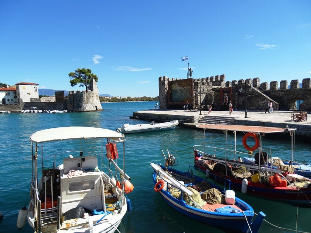 The Venetian Harbour of Nafpaktos - Places to visit in Nafpaktos