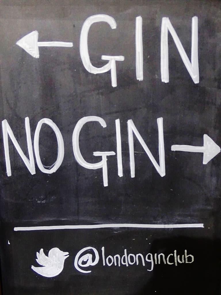 The Gin Club - Twilight Soho Food Tour London