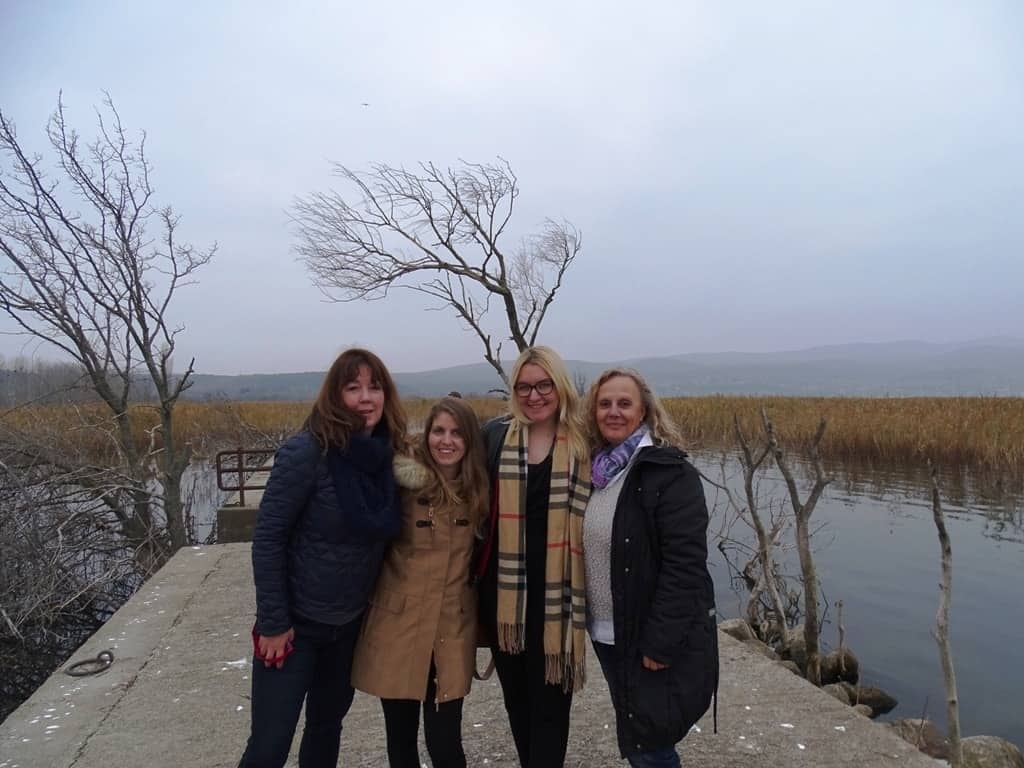 Travel Bloggers Greece in Lake Doirani -The natural beauty and gastronomy of Kilkis, Greece