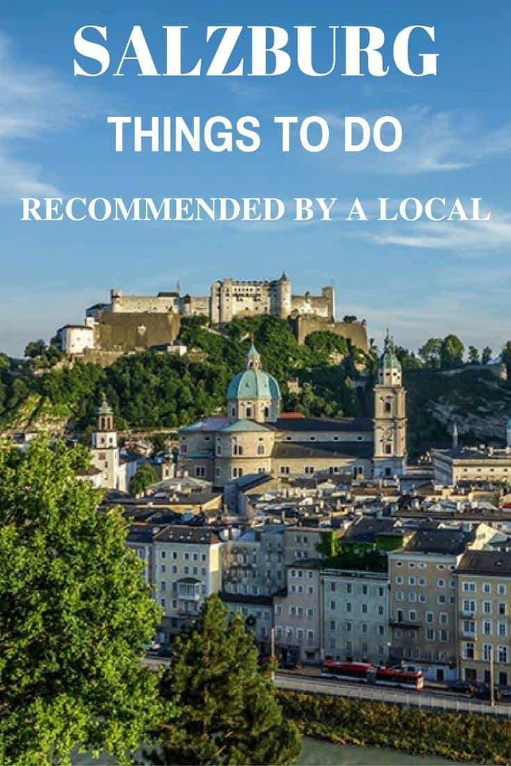 A complete guide of things to in Salzburg recommended by a local. Things to do and see, where to stay, where to eat and drink in Salzburg Austria. Click here for more