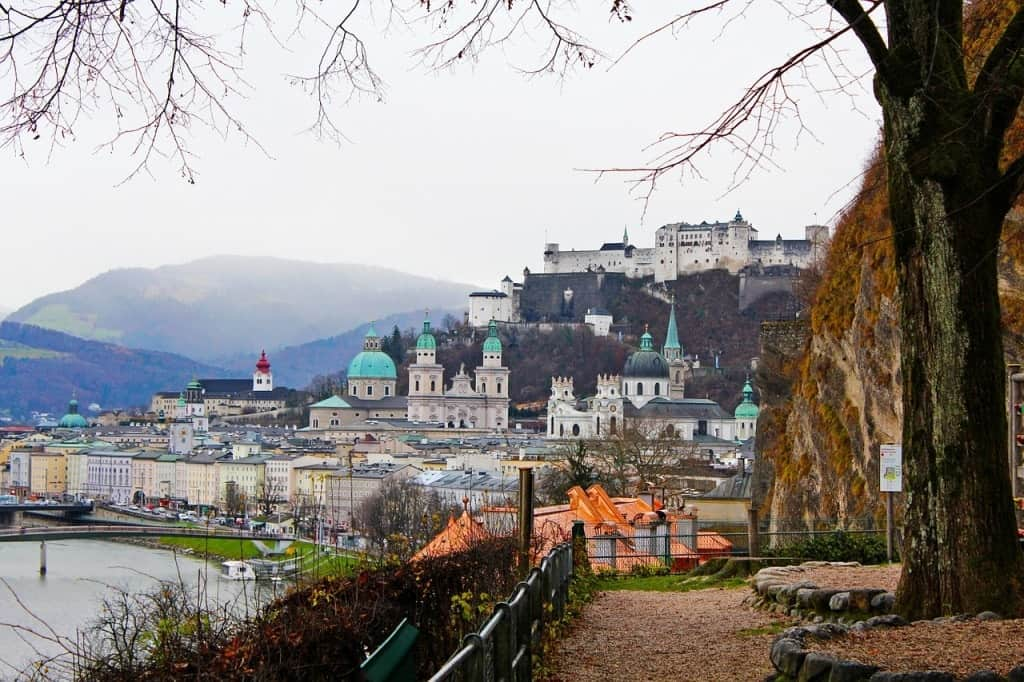 Beautiful town of Salzburg - Top things to do