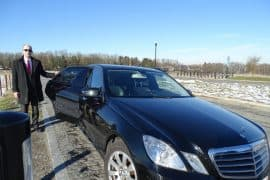 Blacklane Limousine transfer in Brussels