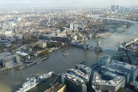 My experience at the Shard