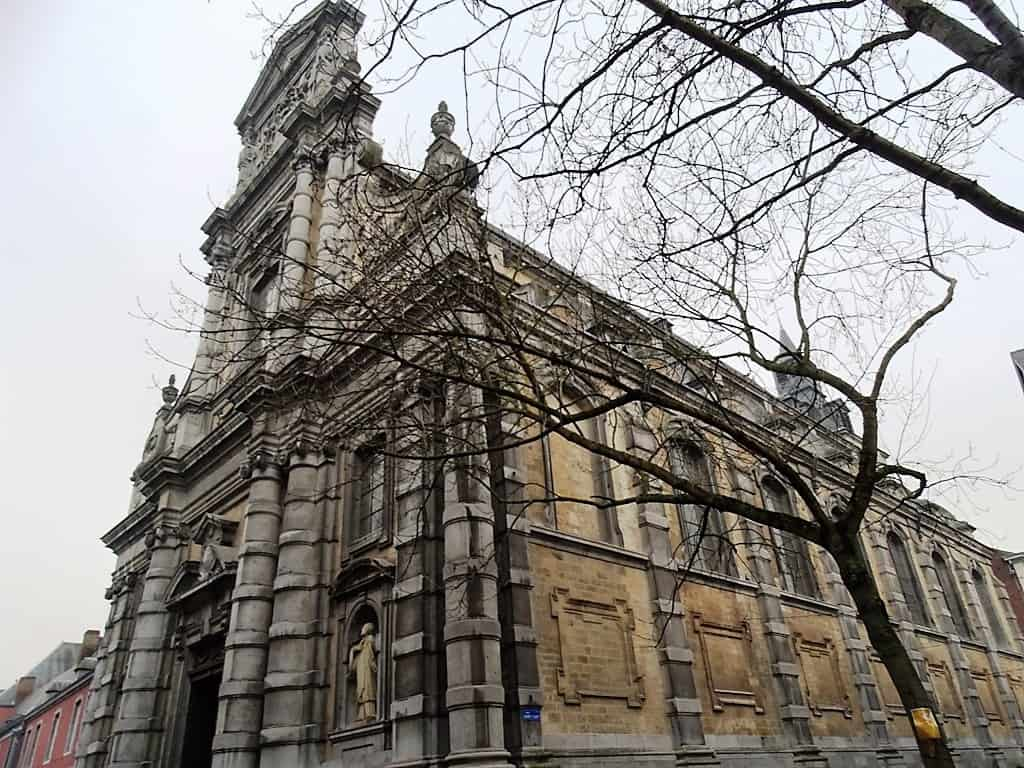 Church of Saint Loup, Namur