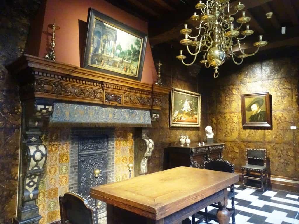 Rubens House Museum Antwerp