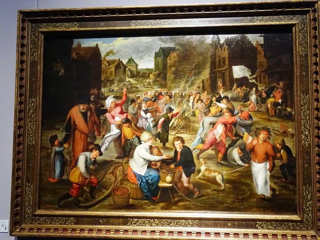 Rubens Museum Antwerp Belgium