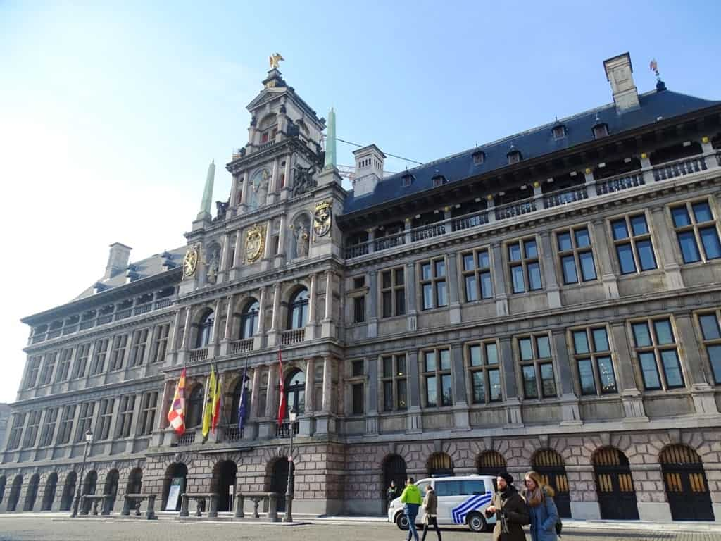 Antwerps's City Hall
