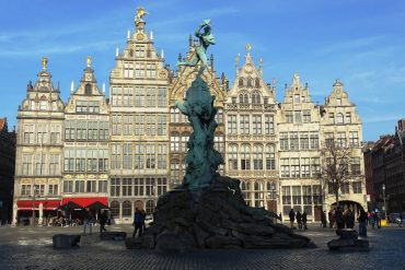 Houses of the Guilds Antwerp
