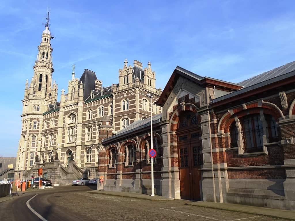 Pilotage Building, Antwerp