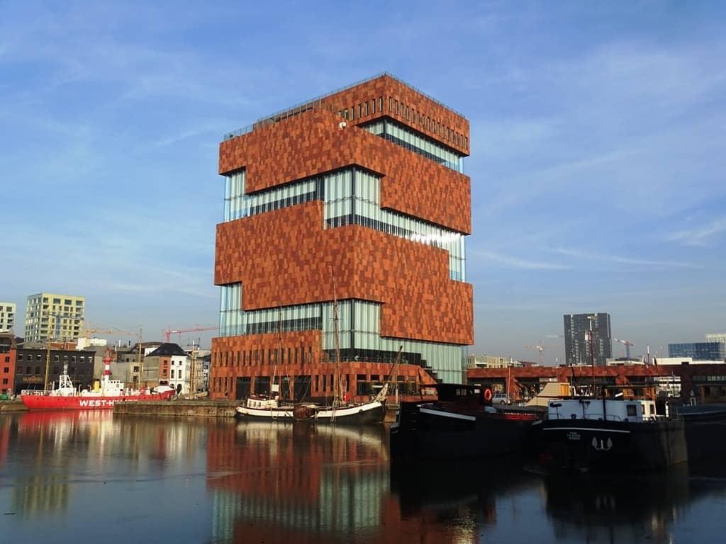 MAS Museum Aan de Stroom Antwerp
