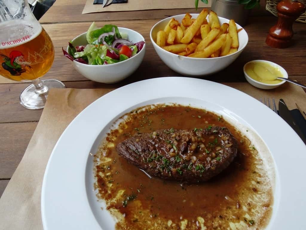Oscar restaurant Mons 2