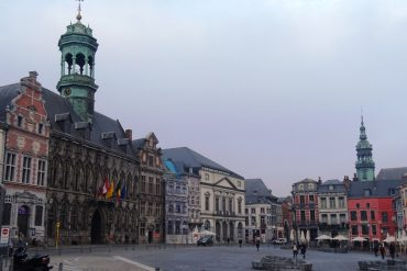 The Grand Place, Mons Belgium