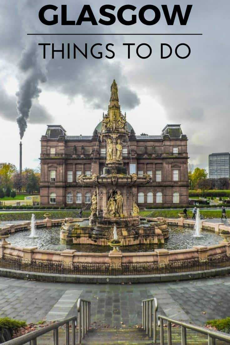 A local s guide things to do in glasgow scotland for Travel guide to scotland
