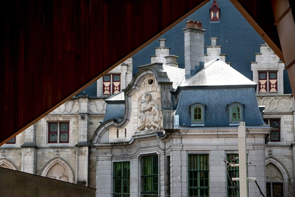 Ghent Architecture @ 2foodtrippers-Ghent or Bruges